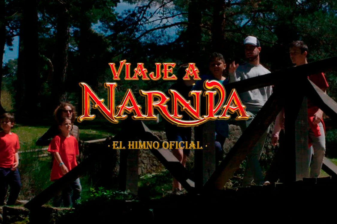 Viaje a Narnia Himno Oficial