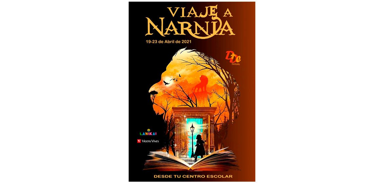 Viaje a Narnia 2021 Cartel