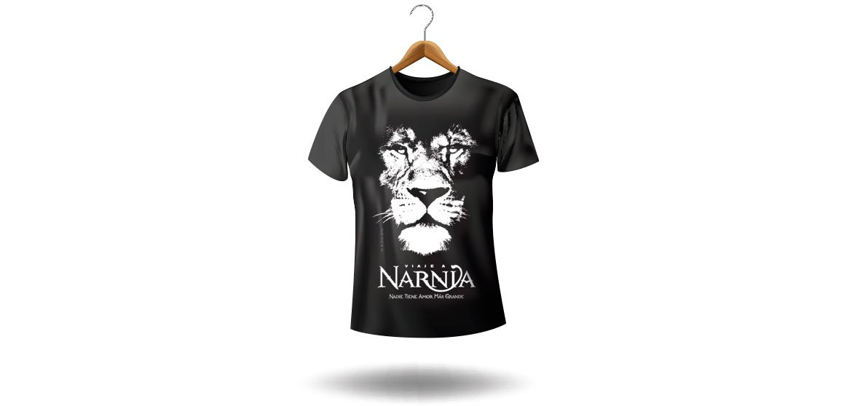 Viaje a Narnia 2021 Camiseta