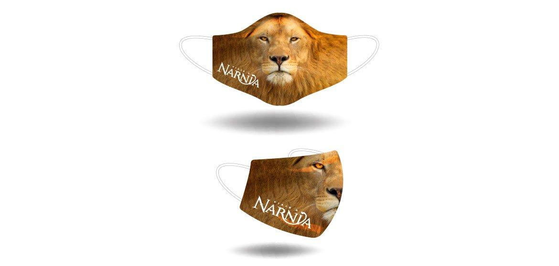 Viaje a Narnia 2021 Mascarilla